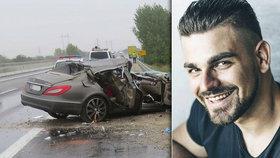 Slovenský DJ Mairee měl autonehodu: Je v kritickém stavu!