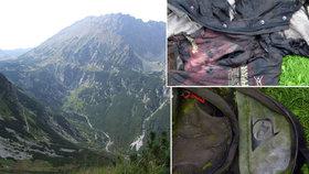 Hrůzný nález lidských kostí v Tatrách: Může jít o Čecha