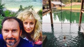 Nemocná Hunčárová ze StarDance: Léčila se v Itálii s Ridim! V Česku přišla o kšeft