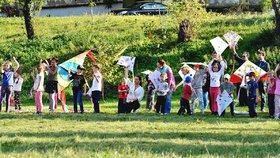 Drakiáda na Kavčích horách: Děti budou soutěžit o nejkrásnější exemplář