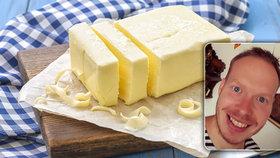 """""""Nekupujte v říjnu předražené máslo,"""" vyzývá Čechy Petr. Cena jinak opět vzroste"""