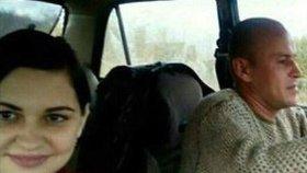 Mrazivé selfie s vrahem: Olgu (†28) zabil muž, kterého potkala přes seznamku