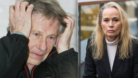 Znásilnil mě v patnácti, obvinila režiséra Polanského německá herečka