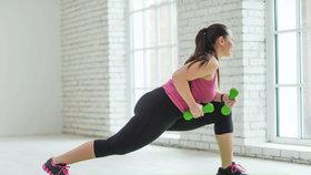 Cvičit můžete i s kily navíc! Jak začít a s jakým sportem?