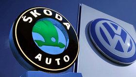 """Volkswagen chce """"kleknout"""" na Škodu. Česko může přijít až o 2000 pracovních míst"""