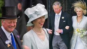 Camilla spala s Charlesem z pomsty! Manžel ji podvedl s princeznou Annou