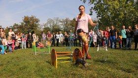 Víkend na Parukářce obsadí mazlíčci: Na Žižkově se představí i netradiční zvířata