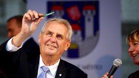 Vybírat i odmítat ministry, navrhovat zákony: Zeman chce rozšířit pravomoci prezidenta