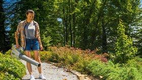 Jak se nejlépe vypořádat s podzimním úklidem zahrady
