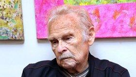 Luděk Munzar (84) přišel o řidičák! I přes zhoršující se zdraví ho chce zpět