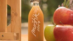Je zakalený jablečný mošt zkažený? Víme, jak poznat ten skutečný a kvalitní
