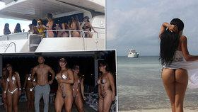 Kokain, alkohol a prostitutky: Ostrov nabízí dovolenou snů mnohého muže