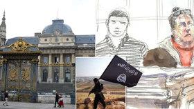 Nevěsty, peníze a ráj. Matka podporovala bojovníka ISIS, ve Francii dostala deset let