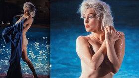 Tak Marilyn Monroe (†36) slavila narozeniny: Někdo to rád... Nahé a mokré!