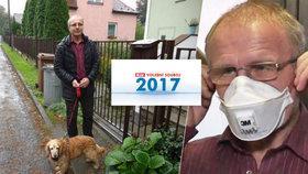 Nemůžeme dýchat, naléhá Vladimír (51) s rodinou na politiky. Jak mu pomohou?