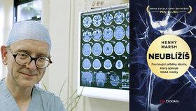 Recenze: Přední britský neurochirurg popisuje, jaké to je držet lidský život v dlaních