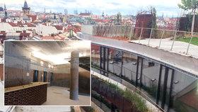 Z parkoviště vyrostl »Drn«: V novostavbě na Národní bude galerie, kavárna i kanceláře