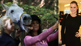 Vysokoškolačka Ornella miluje koně. Jednoho budu pitvat, svěřila se