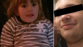Dívku (4) znásilňoval při natáčení dětského porna přítel její matky. Žena ho měla za vysněného muže