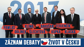 Kvalita života v Česku: Proč máme vysoké nájmy? A kdo z politiků sbírá odpadky na ulicích?