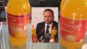 Němci mají v pomerančové limonádě citrusy, Češi jablka. Jurečka ukázal nový test