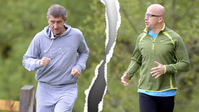 Telička s Babišem běhal kolem Čapího hnízda. Teď i kvůli Zemanovi běží pryč
