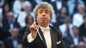 Česká filharmonie má nového šéfdirigenta. Uznávaného Rusoameričana Byčkova