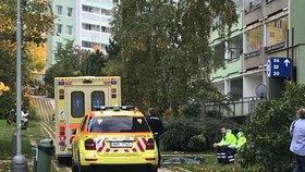 Mladík (†20) zemřel po pádu z okna: Vypadl z 10. patra