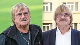 Pohublý Karel Vágner: Poprvé od kolapsu na veřejnosti! Zhubnul 11 kilo