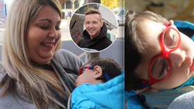 Adrianek měl žít jeden den, už je tu 18 měsíců. Rodině ale chybí peníze na léčbu