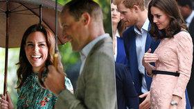 Kate a William prozradili, kdy se jim narodí třetí dítě! Královská rodina je nadšená