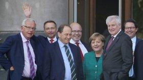 """Merkelová hledá parťáky a rozjela rozhovory o nové vládě: """"Nebude to jednoduché"""""""
