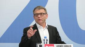 """Útok na Zaorálka: """"Kudy chodil, tudy krad, sociální demokrat."""" Kdo ho atakoval v debatě?"""