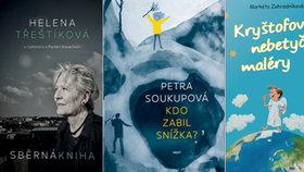 Velký knižní čtvrtek nabídne 16 novinek. V Praze je představí Viewegh, Kosatík i Soukupová