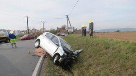 Hororová bouračka v Plzni: Spolujezdkyně zemřela, řidič je podezřelý z usmrcení
