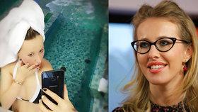 """Putina chce sesadit známá moderátorka Sobčaková. Říkají jí ruská """"Paris Hilton"""""""