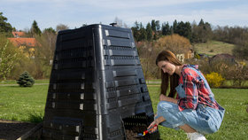 Kompostování: Tipy a triky jak vydělat na odpadu