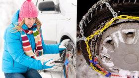 Právní pasti zimní výbavy: Zimní výbavu nepodceňujte, hrozí pokuty i nevyplacení pojistky!