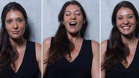 Kouzlo ženského orgasmu: Podívejte se, jak se ženám změní výraz těsně po vyvrcholení