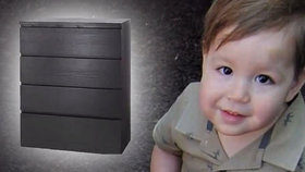 Jozefa (†2) zavalila komoda z Ikey: Chlapeček je už osmou obětí nebezpečného nábytku