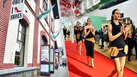 Do holešovické tržnice za opravdovou módou: Na Mint Marketu se představují zlaté ručičky českých návrhářek
