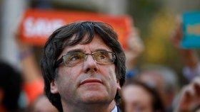 Nové volby premiér Katalánska nevyhlásil. Záruky Madridu mu nebyly dost