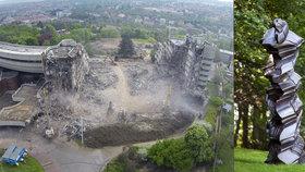 Co s pozemkem po hotelu Praha? Kellnerova nadace mění plány, místo školy otevře galerii
