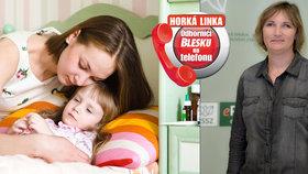 Horká linka Blesku: Ošetřovné se platí na dítě i dospělého. Jaké jsou podmínky?