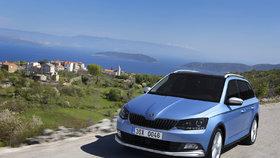 Škoda Fabia Combi Scoutline: Pro milovníky přírody
