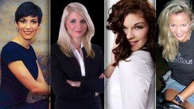 Sexy krásky ze Sněmovny: Blesk vybral ze 44 poslankyň 11 nejhezčích