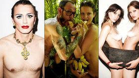 Úchylný fotograf celebrit Richardson: Kvůli sexuálnímu obtěžování skončil v módních časopisech