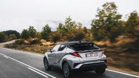Toyota C-HR: Sci-fi na silnici