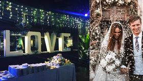 Pohádková svatba milionářů: Kamarádka britské princezny si vzala syna koňského magnáta
