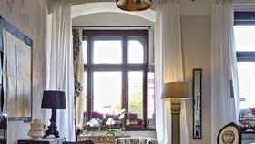 Inspirující! Bydlení designérky Pavly Kirschner má šmrnc a kouzlo Paříže